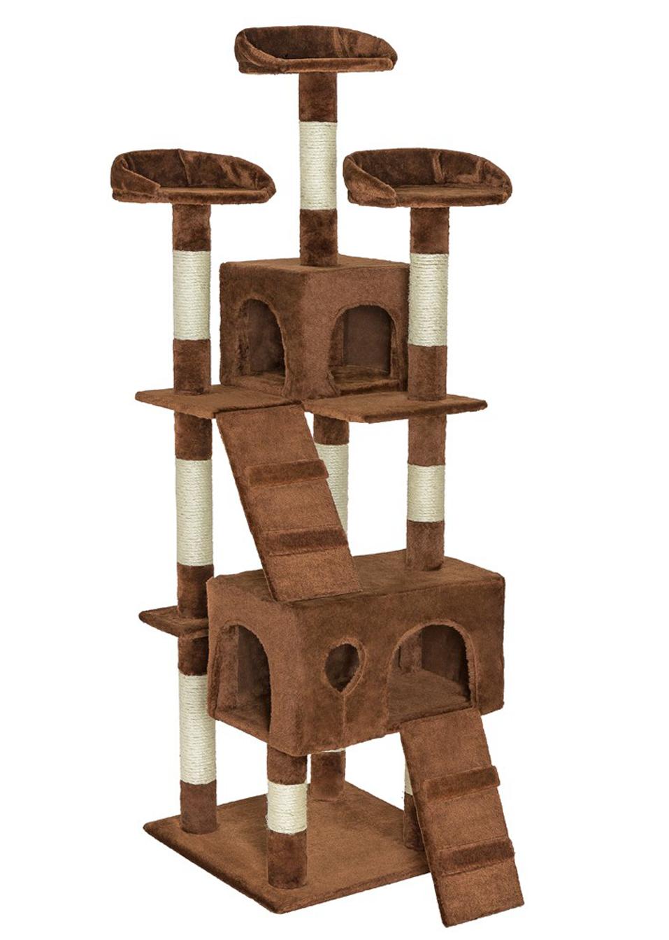 kratzbaum royal braun dietschys gmbh. Black Bedroom Furniture Sets. Home Design Ideas