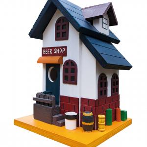 Vogelhaus Bier