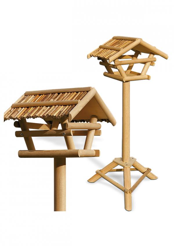Vogelhaus bambus