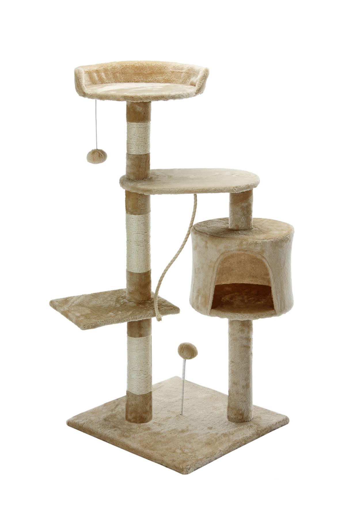 kratzbaum pico beige dietschys gmbh. Black Bedroom Furniture Sets. Home Design Ideas